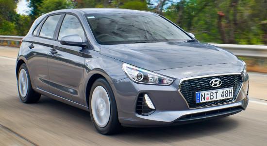 Hyundai i30 (2019-2020) на IronHorse.ru ©