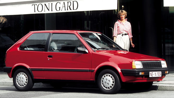 Nissan Micra'1982-92