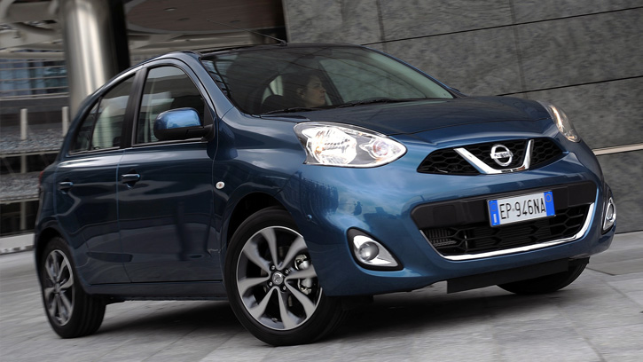 Nissan Micra'2013-16
