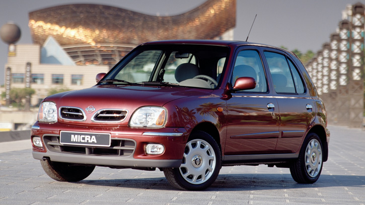 Nissan Micra'1992-2003