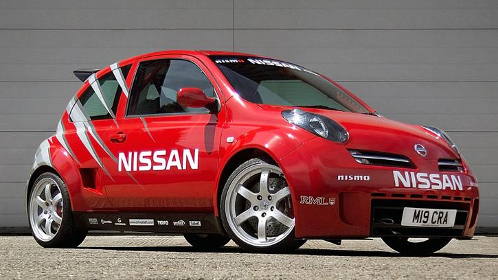 Nissan Micra 350SR Prototype
