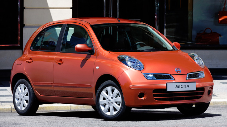 Nissan Micra'2003-10