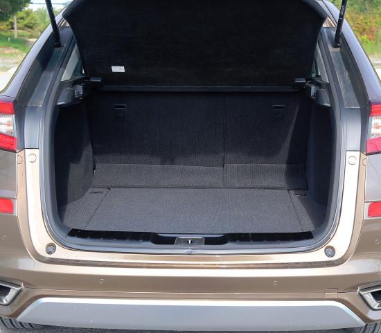 багажное отделение Хонда Авансир 2