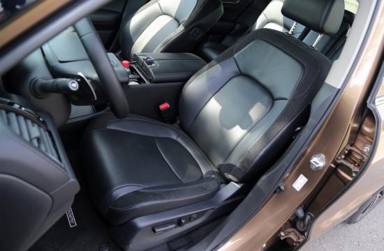 интерьер салона Honda Avancier II