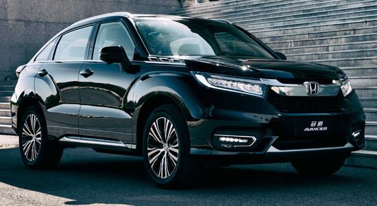 Honda Avancier II (2019-2020) на IronHorse.ru ©