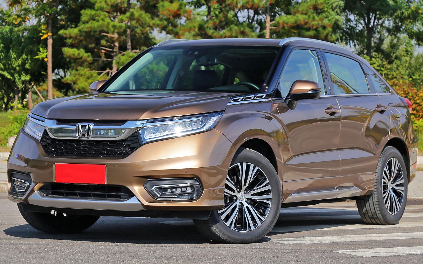 Honda Avancier (2018-2019) цена и характеристики ...