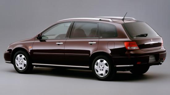 Honda Avancier (TA) 1999–2003