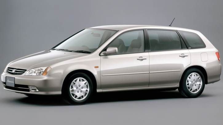 Honda Avancier '1999