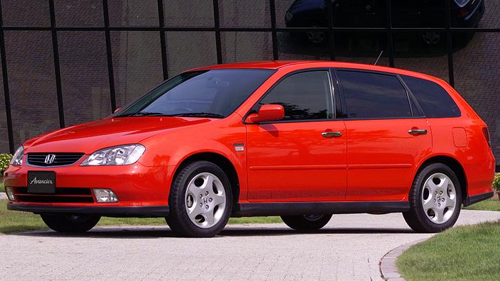 Honda Avancier Nouvelle Vague