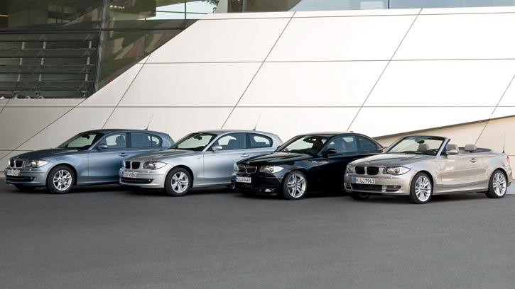 BMW 1 Series '2007