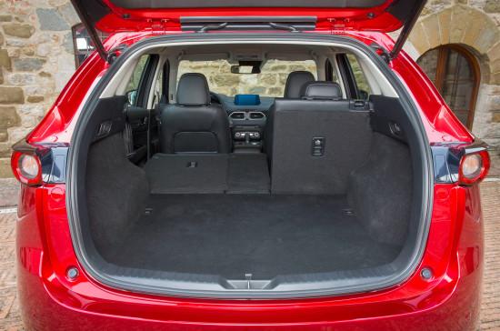 багажник Mazda CX-5 II