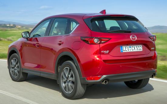 Mazda CX-5 (2017-2018)