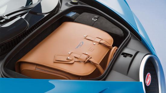 багажник Bugatti Chiron