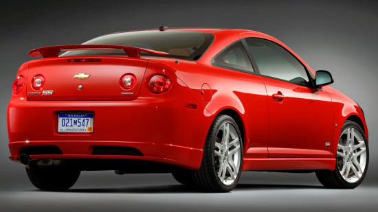 Chevrolet Cobalt SS Coupe (2004-2010)
