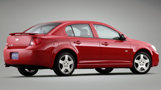 Chevrolet Cobalt SS Sedan (2004-2010)