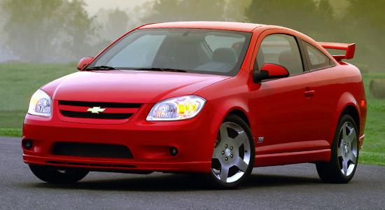 Chevrolet Cobalt SS (2004-2010) на IronHorse.ru ©