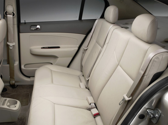 интерьер салона Chevrolet Cobalt 1 Sedan