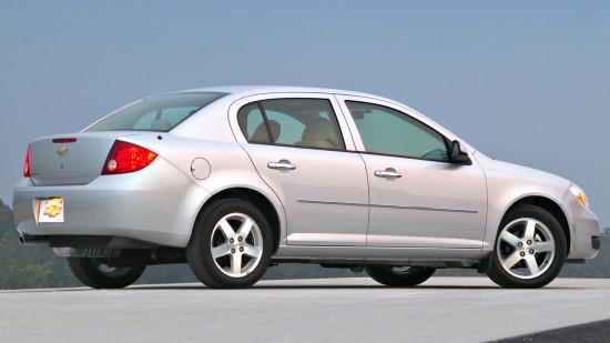 Chevrolet Cobalt 1 Sedan (2004-2010)