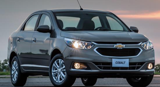 Chevrolet Cobalt 2 (2018-2019) на IronHorse.ru ©
