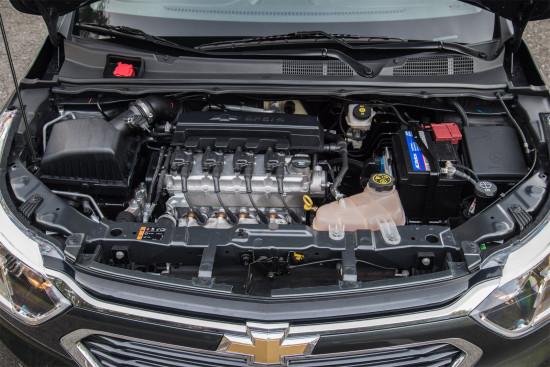 под капотом Chevrolet Cobalt 2 FL