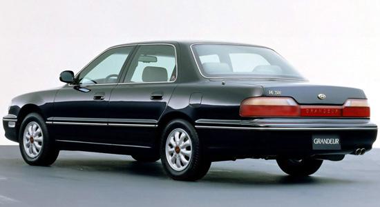 Hyundai Grandeur 2 (LX)
