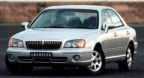 Hyundai Grandeur 3 (1998-2005) на IronHorse.ru ©