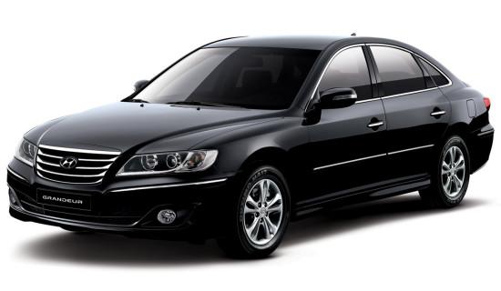 Hyundai Grandeur 4 (TG) 2009 модельного года