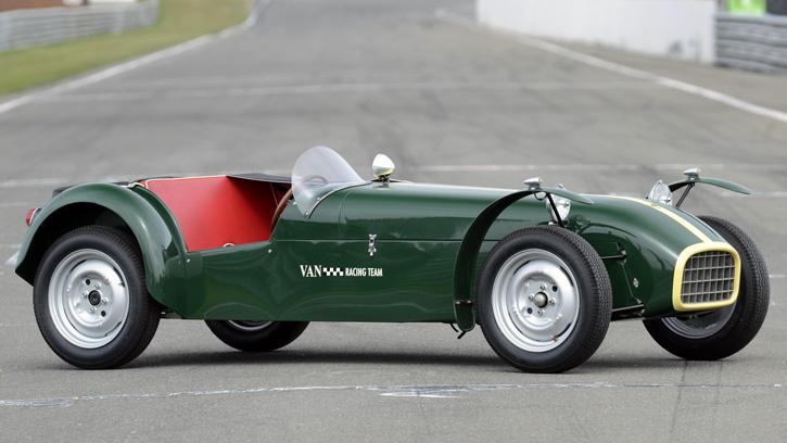 Lotus Mark VI '1952