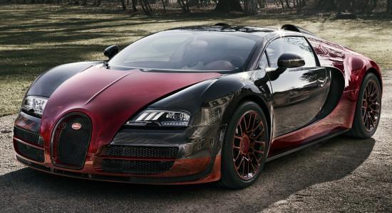 Bugatti Veyron на IronHorse.ru ©