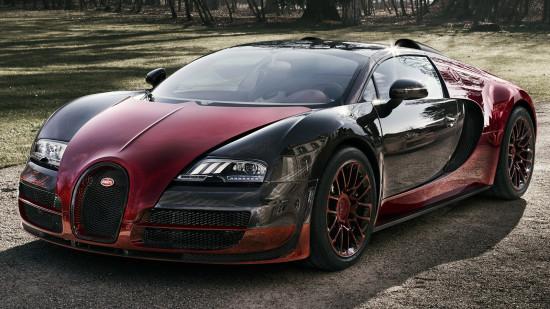 Bugatti Veyron Grand Sport Vitesse la Finale 2015