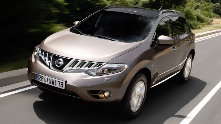 Nissan Murano '2008