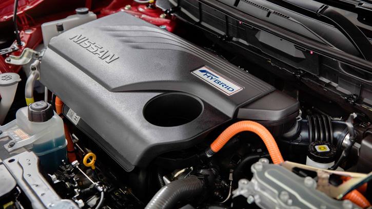 Nissan Murano Hybrid '2015