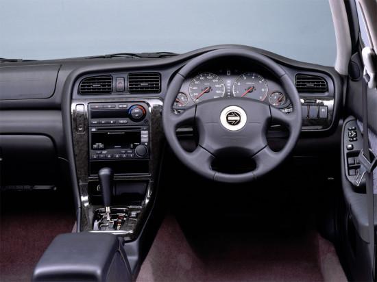 интерьер салона Subaru Legacy 3-го поколения