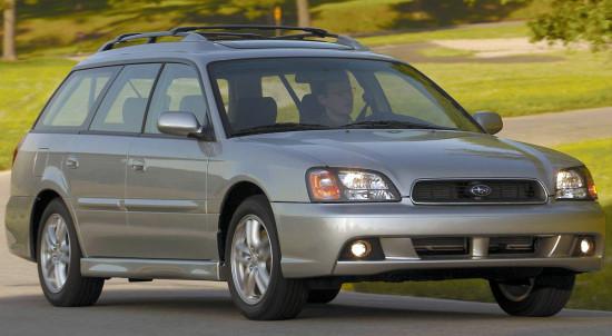 универсал Subaru Legacy 3 Wagon