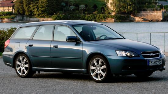 универсал Subaru Legacy 4 Wagon