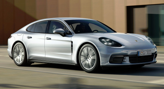 Porsche Panamera (2020-2021) на IronHorse.ru ©
