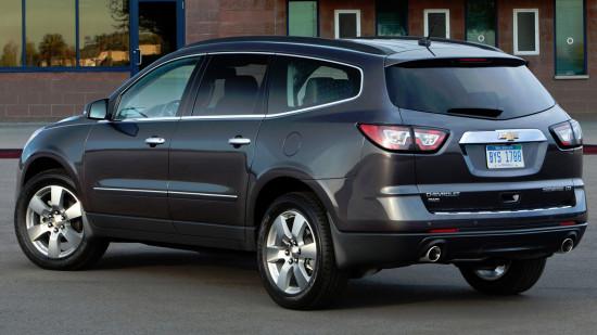 Chevrolet Traverse 1 FL (2013-2016)