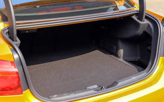 багажник BMW 1-Series Sedan F52