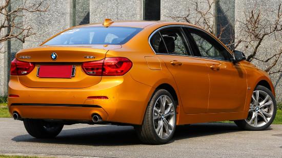 BMW 1-Series Sedan F52