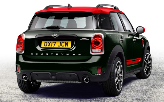MINI John Cooper Works Countryman 2017-2018