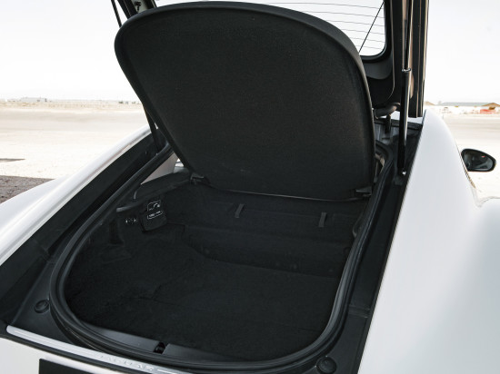 багажник Jaguar F-Type Coupe