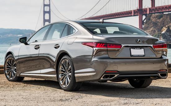 Lexus LS 500 (2018 модельного года)