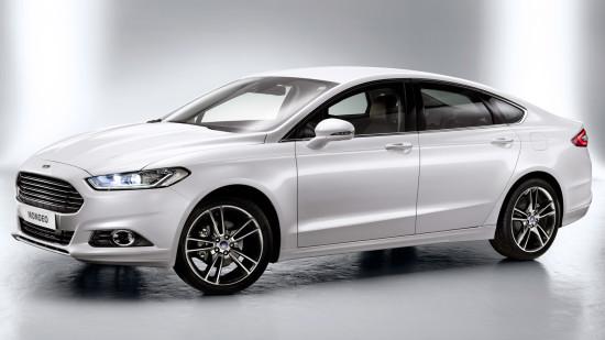 Долгожданный» Ford Mondeo Mk V