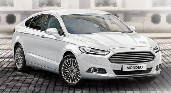 Ford Mondeo (Mk V) 2017-2018 на IronHorse.ru ©