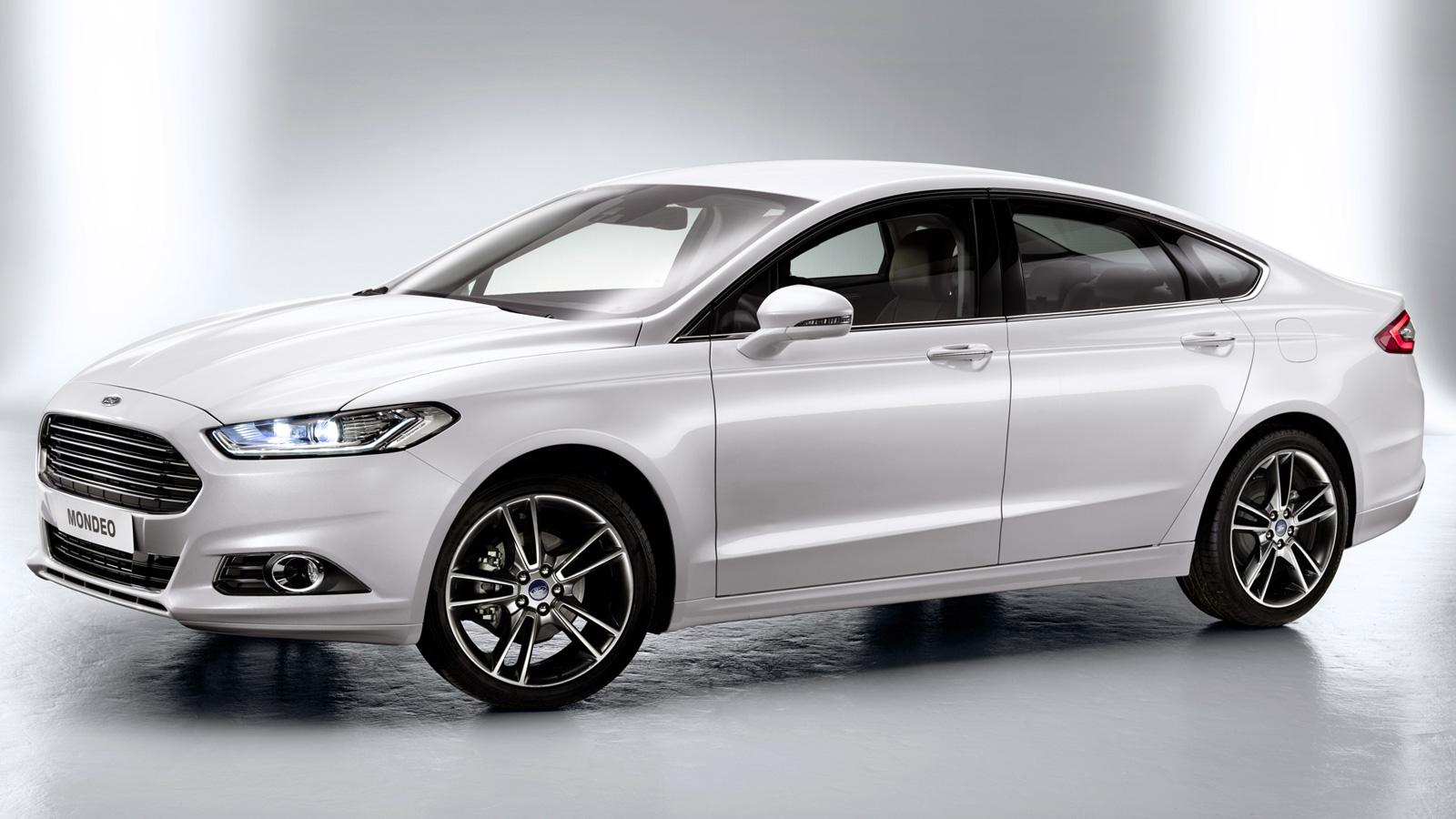 Основные параметры нового седана Ford Mondeo