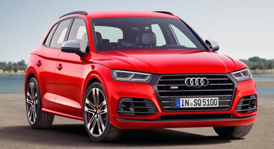 Audi SQ5 (2018-2019) на IronHorse.ru ©