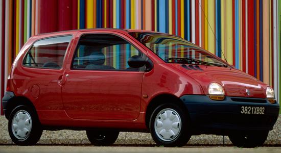 Renault Twingo 1992-1998