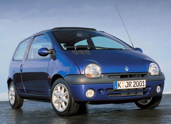 Renault Twingo 1998-2007