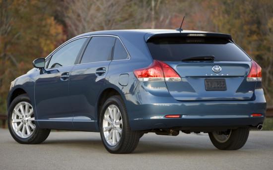 Toyota Venza 2008-2012