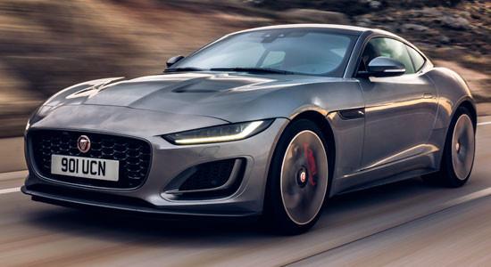 Jaguar F-Type Coupe на IronHorse.ru ©